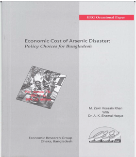 Economic Cost of Arsenic Disaster: Policy Choices for Bangladesh